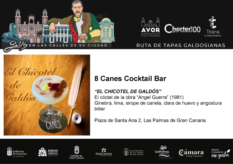 8 Canes Cocktail Bar